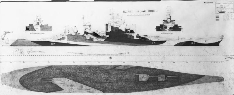 Die Mighty Mo ... Stef's USS Missouri - Seite 2 Tarnsc12