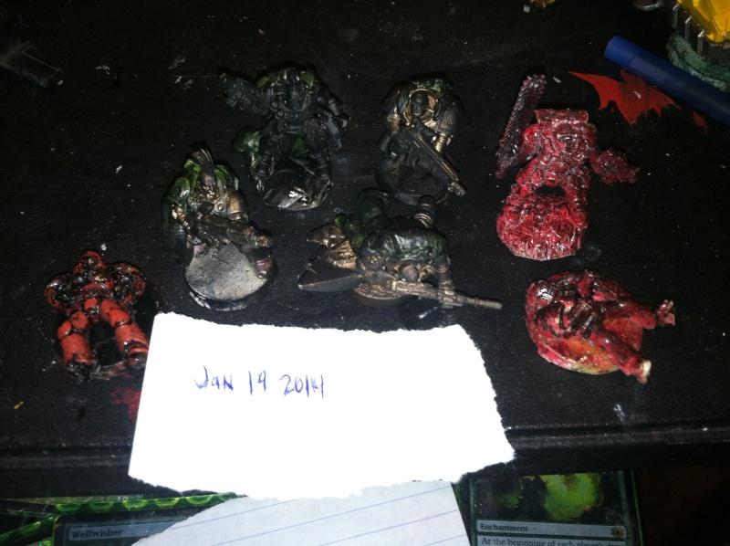 Despoiler's escalation league army: ultramarines Image10