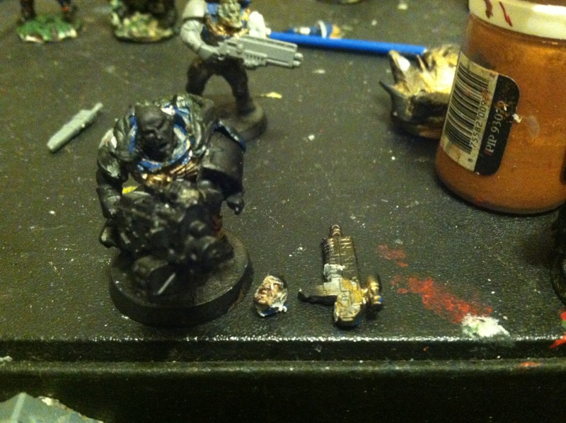 Despoiler's escalation league army: ultramarines Img_0314