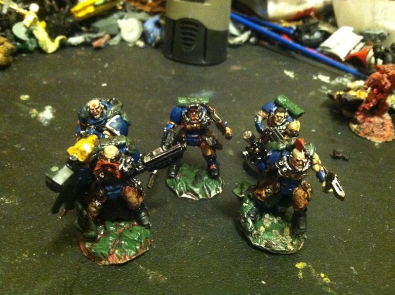 Despoiler's escalation league army: ultramarines Img_0315