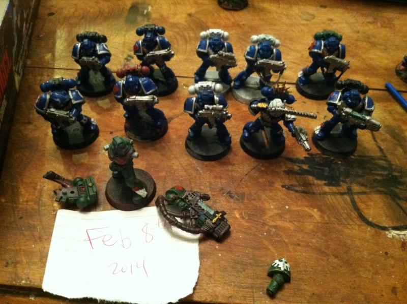 Despoiler's escalation league army: ultramarines Img_0410