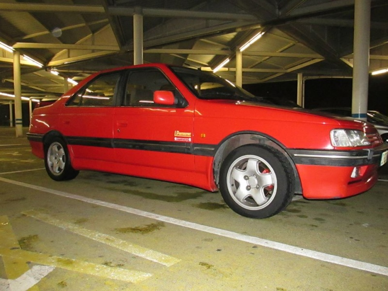 [ Vendo ] Peugeot 405 MI16 - Ás peças 13935810