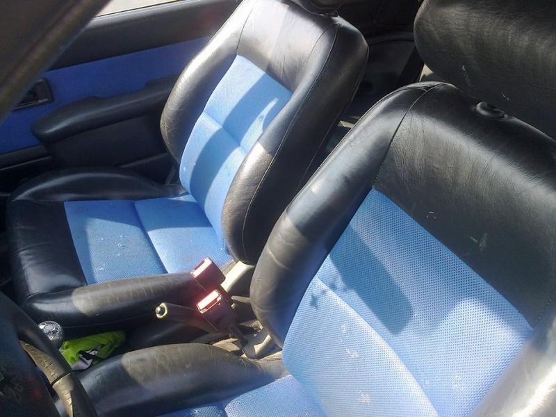 [ Vendo ] Bancos frontais - Peugeot 106 GTI 14566610