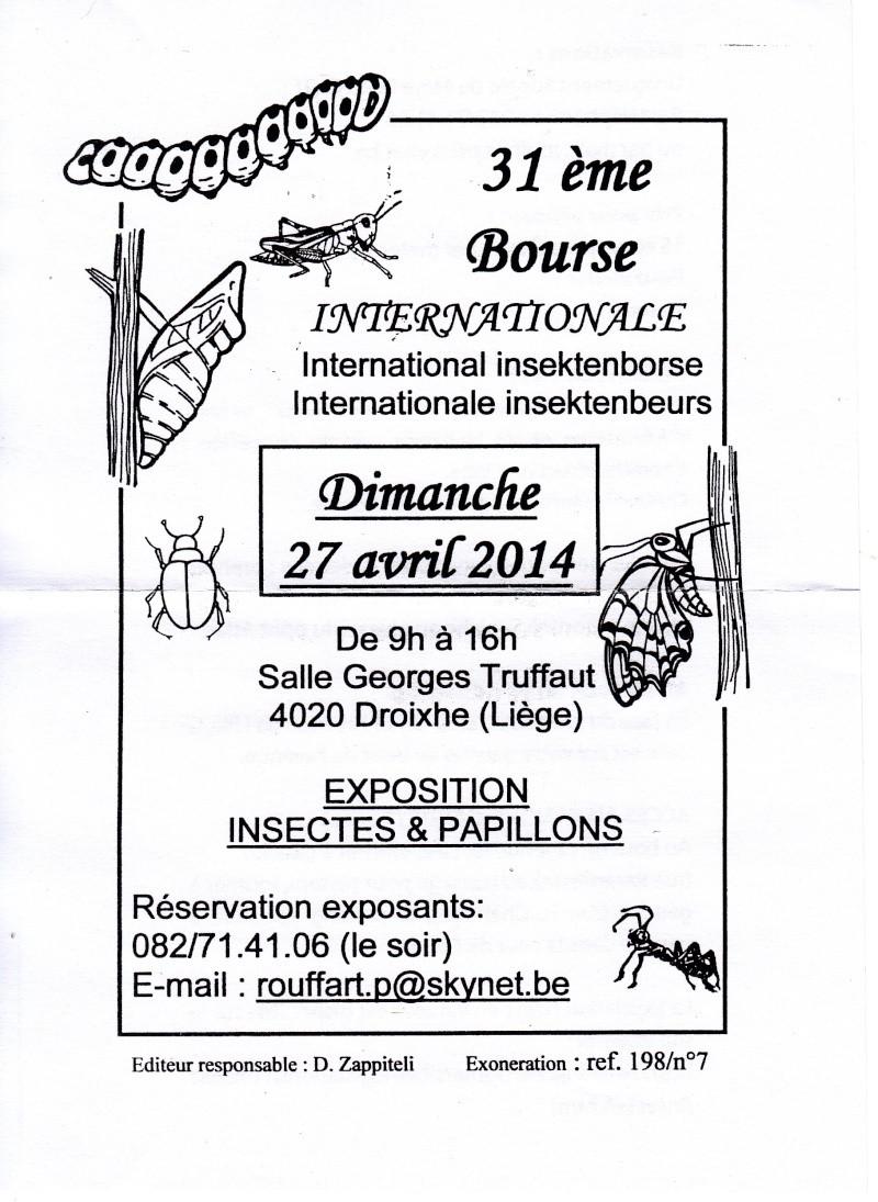 31e bourse internationnale 2014.   Liège-Droixhe. Img_0012