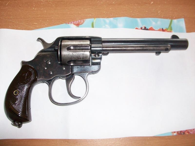 Colt Philippine Constabulary Revolver Model of 1902 100_3514