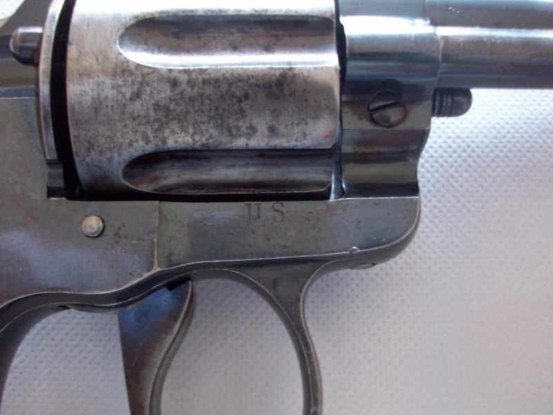 Colt Philippine Constabulary Revolver Model of 1902 100_3516