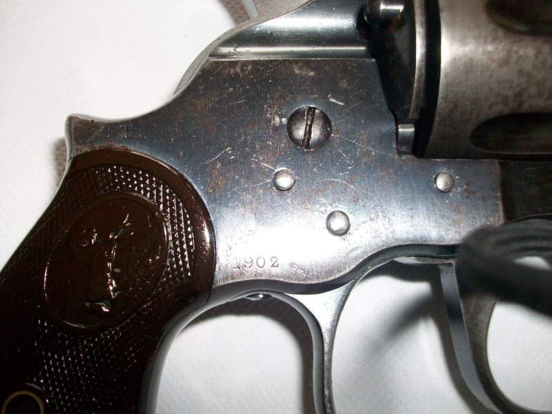 Colt Philippine Constabulary Revolver Model of 1902 100_3518