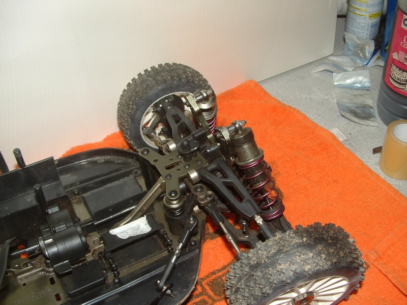 plus à vendre  TT 1/8 4*4 brushless ZRB RACING ZRB ONE complet 160 euros Dscf0014