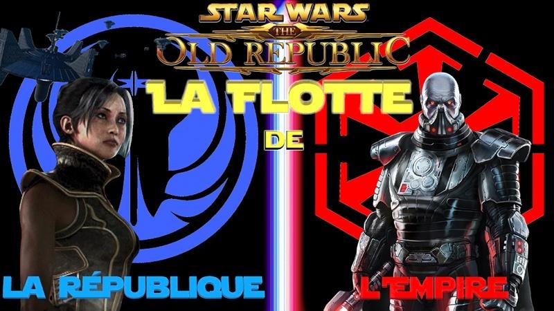 La Flotte de la République / de l'Empire