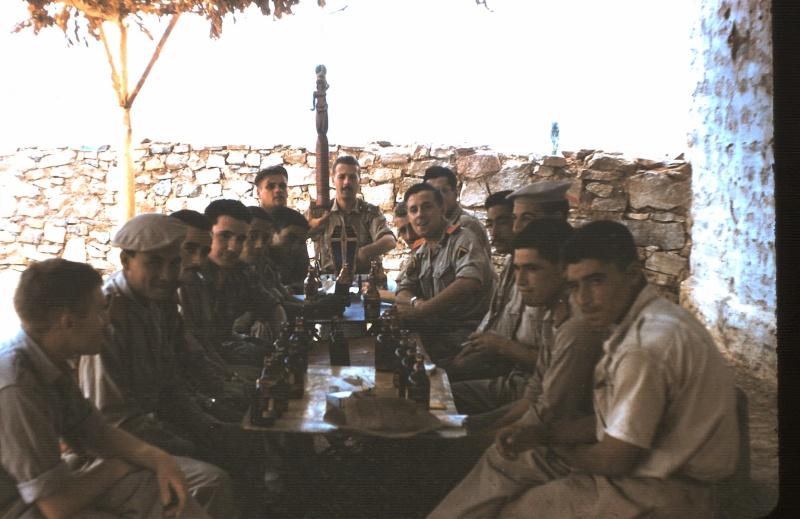 Les rations et l'alimentation de nos soldats en Algérie Algeri11