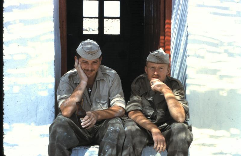 Les rations et l'alimentation de nos soldats en Algérie Photos10