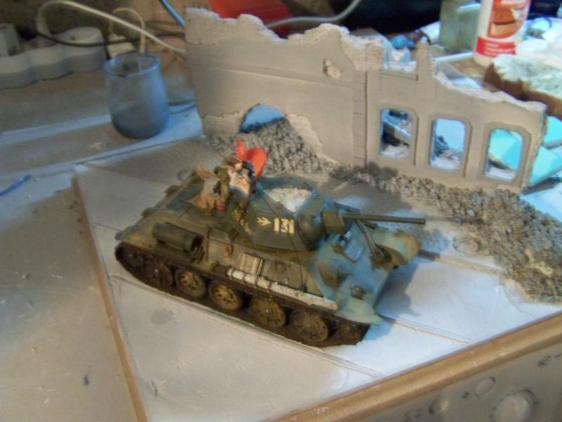 T34/76 mod D ,Crimée,avril 1944 100_7413