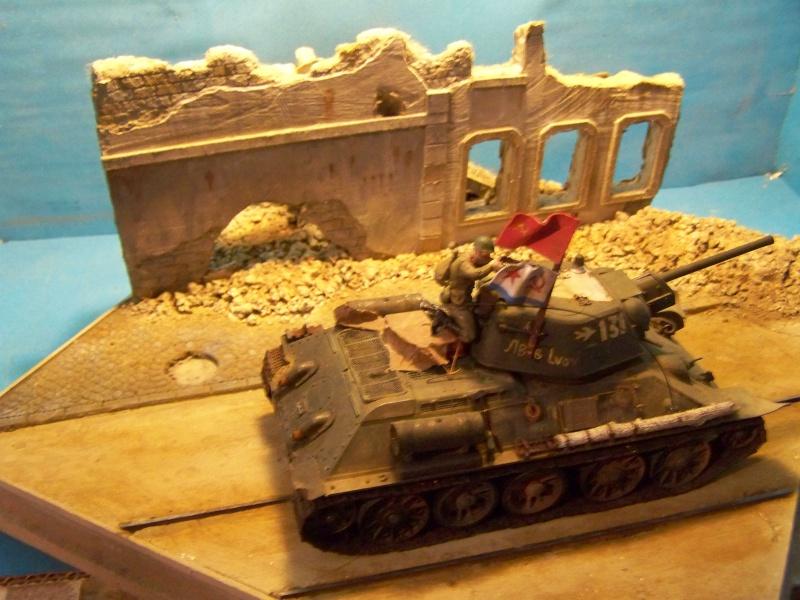 T34/76 mod D ,Crimée,avril 1944 100_7419