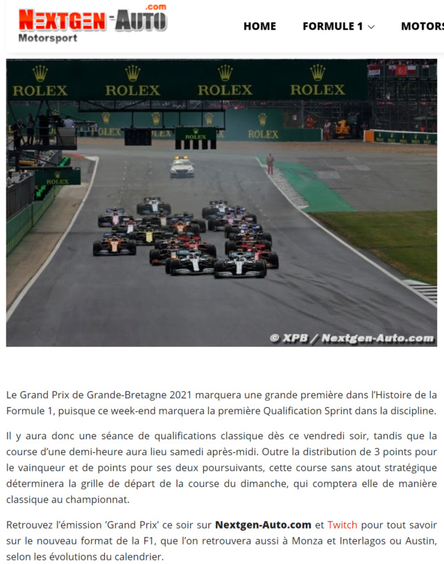 GRAND PRIX DE GRANDE BRETAGNE 2021 Gb_pre10