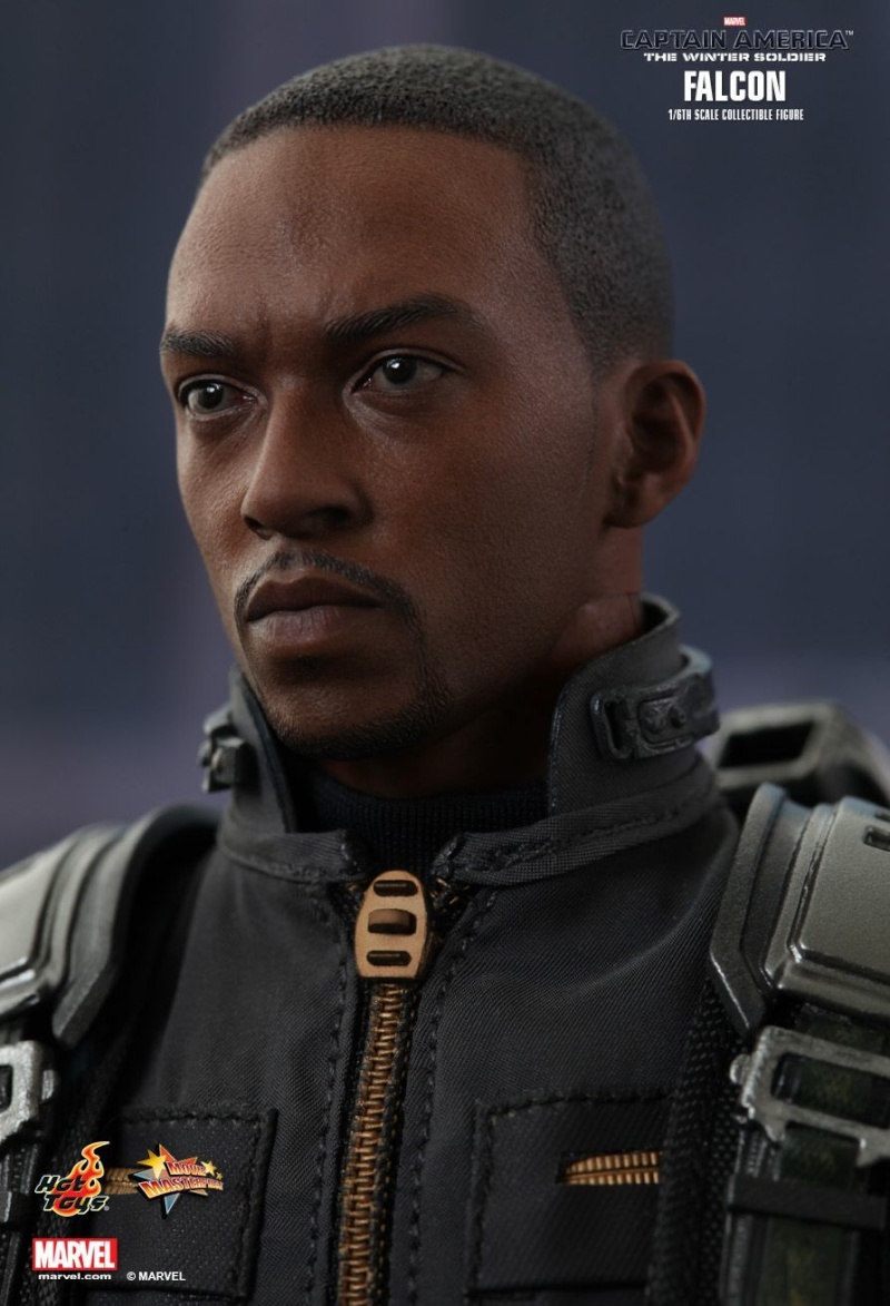 HOT TOYS - Captain America: The Winter Soldier - Falcon Mms24538