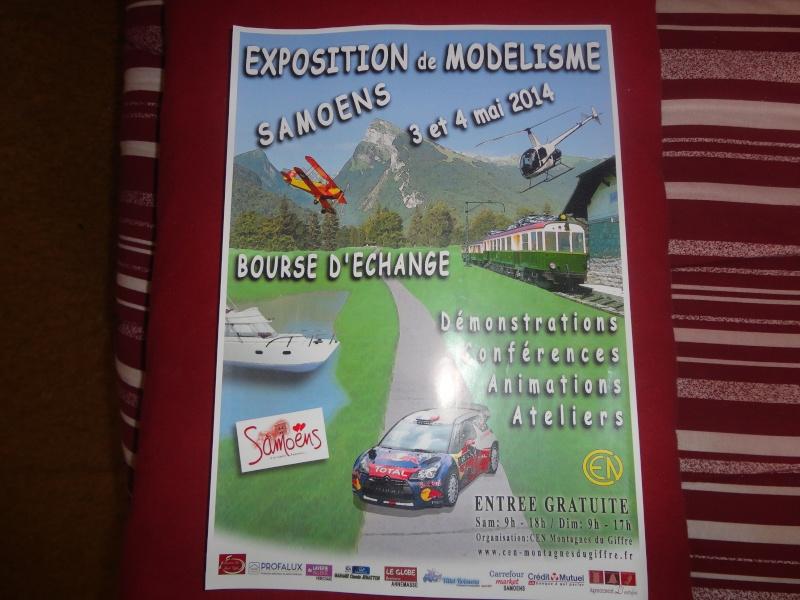 Exposition et bourse à SAMOËNS (74) - 3 et 4 Mai 2014 Dsc02421