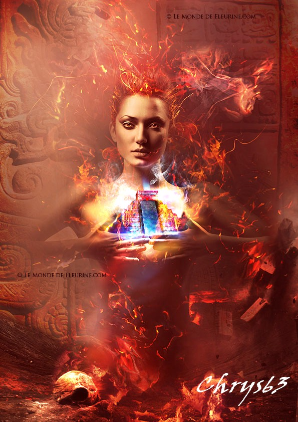 Avatars Flammes & Bougies V310