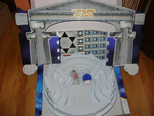 CAVALIERI DELLO ZODIACO SAINT SEIYA  ARENA 2004  Arena210