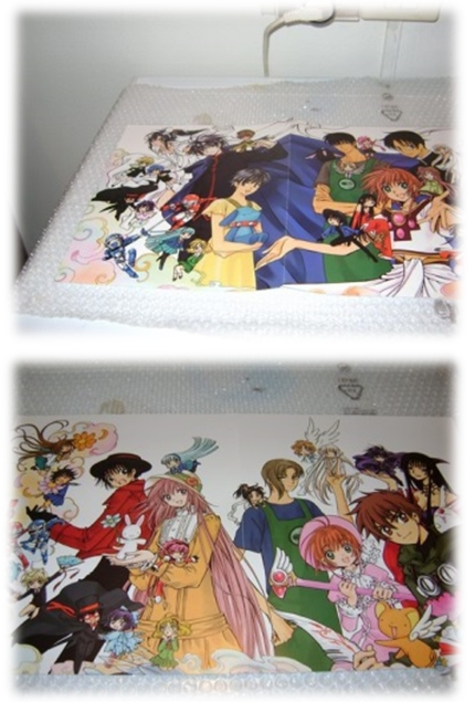 POSTER ASSORTITI ORIGINALI DAL GIAPPONE & VINTAGE Clamp_10