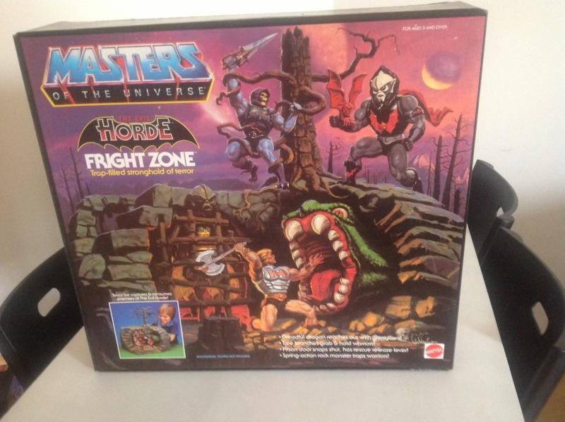 "Fright Zone Motu ""the EVIL HORDE "" Misb Image210"