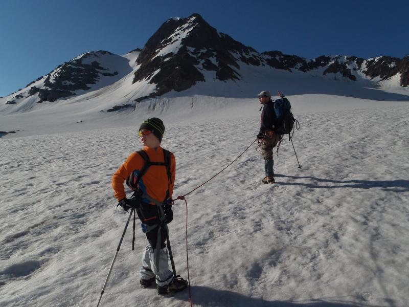 Glacier de l'étendard P7070110