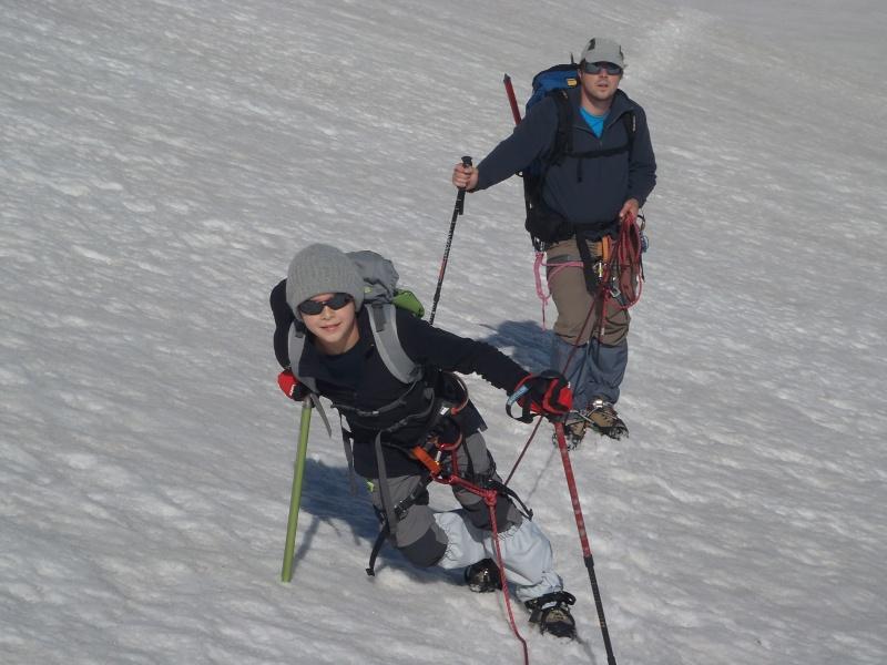 Glacier de l'étendard P7070210