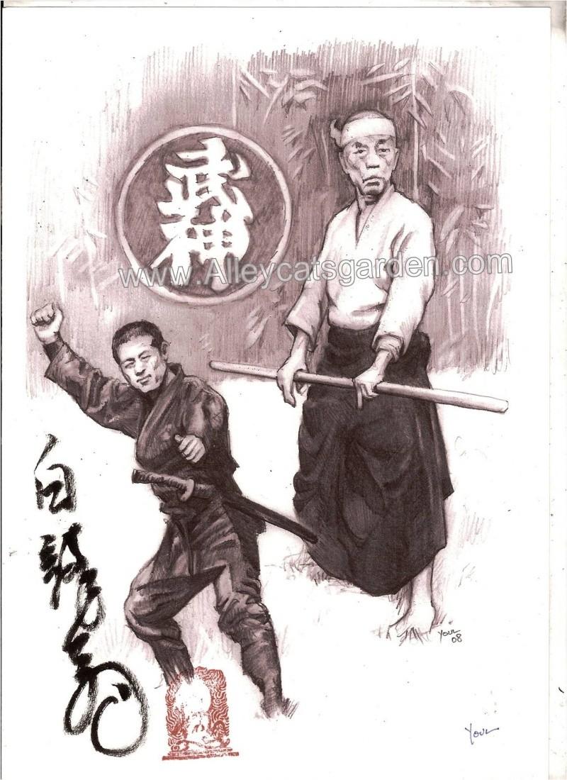 Hatsumi Masaaki (Budô Taijutsu) 220sig11
