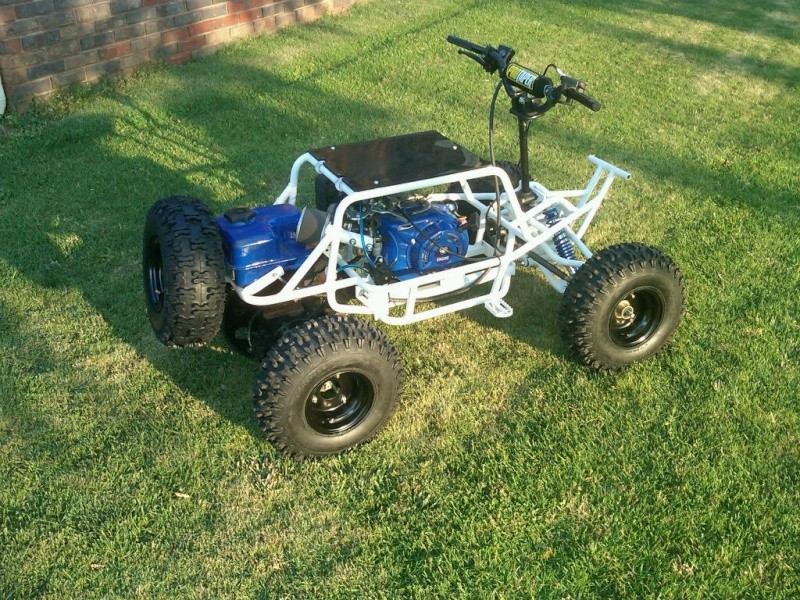 My one seater build Finish10