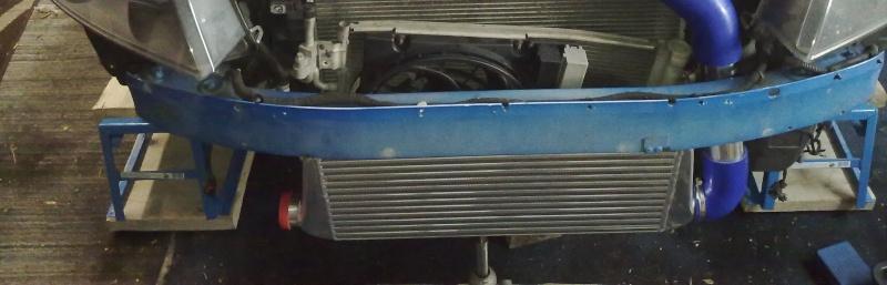Auffahrrampe beim Vectra A 17112010