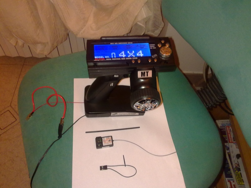 Consiglio Radiocomando 510