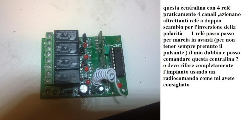 Consiglio Radiocomando Centra12