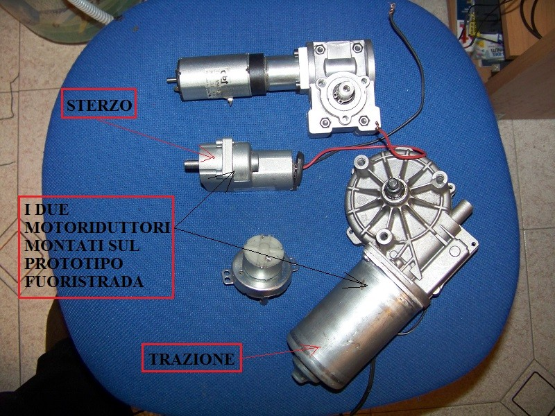 Consiglio Radiocomando Motori10