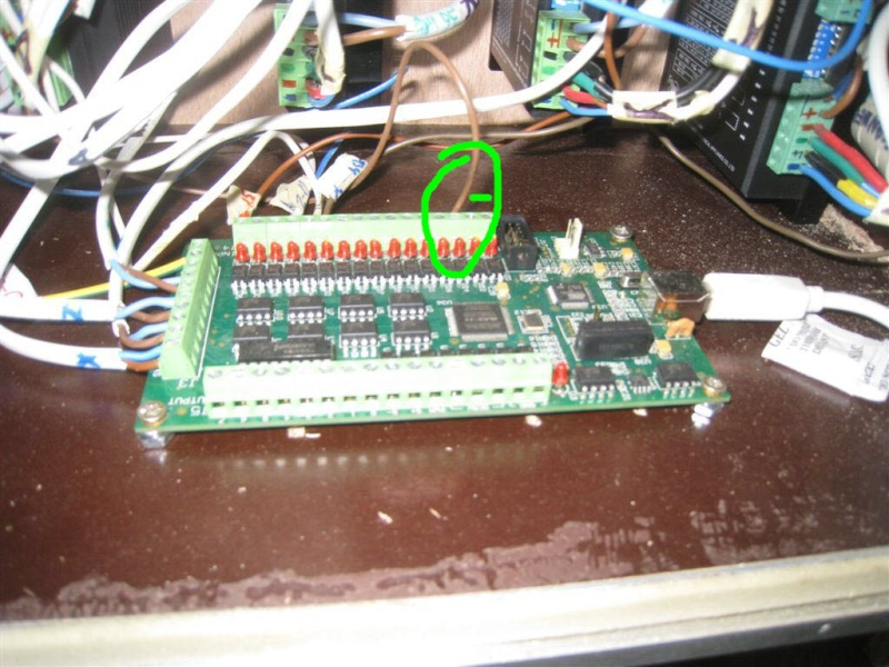 MACH3 carte USB AKZ250 posée, et testée... Filssu10