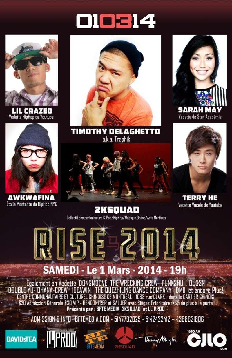 [Montréal]RISE 2014 ft. Traphik, Lil Crazed, Terry He, Sarah May Vezeau, Awkafina, 2KSquad et + (1er mars 2014) Rise_210