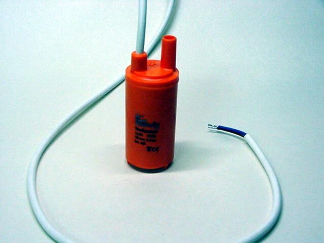 Electro érodeuse de conception amateur - Page 2 Pompe10