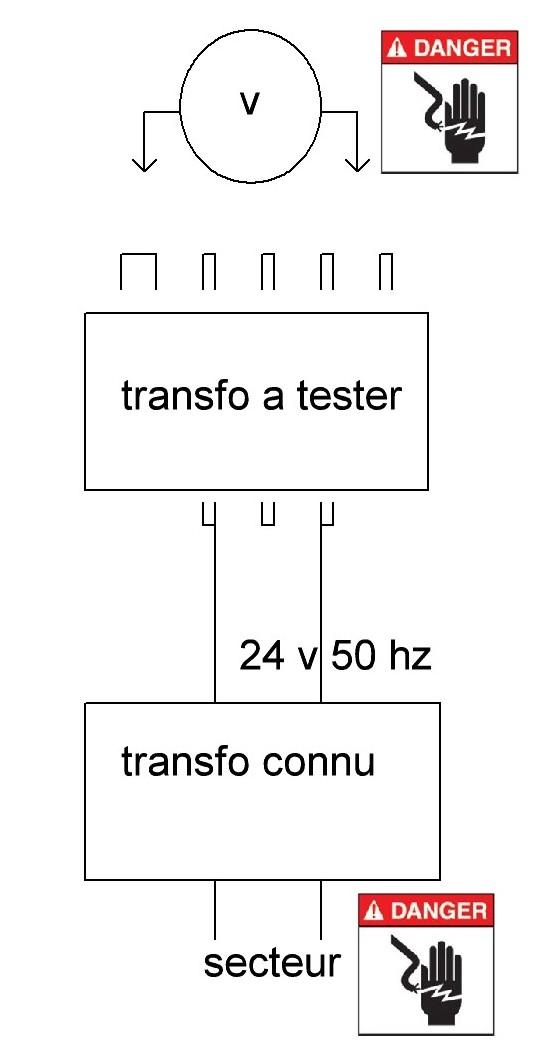 Transformateur 110-220 Test_t11