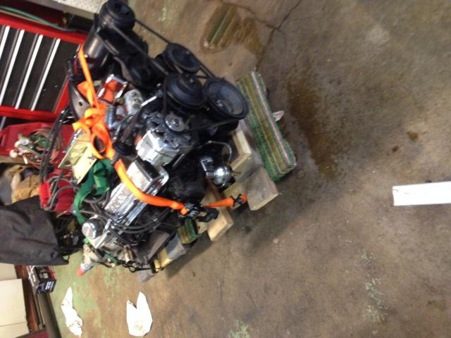 Advice on selling my engine/trany Pullin10
