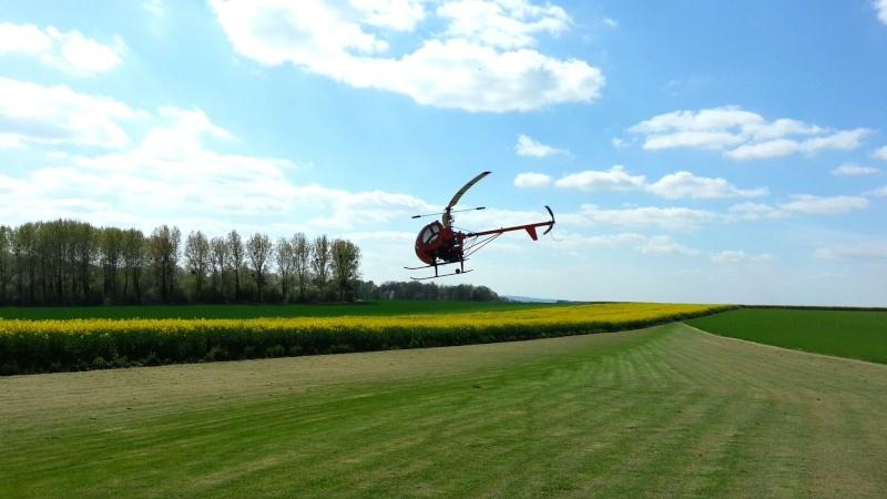 Photos tirées de la vidéo du vol d'hélicop de Pascal 20140410