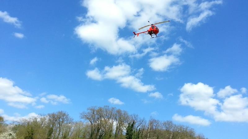 Photos tirées de la vidéo du vol d'hélicop de Pascal 20140412