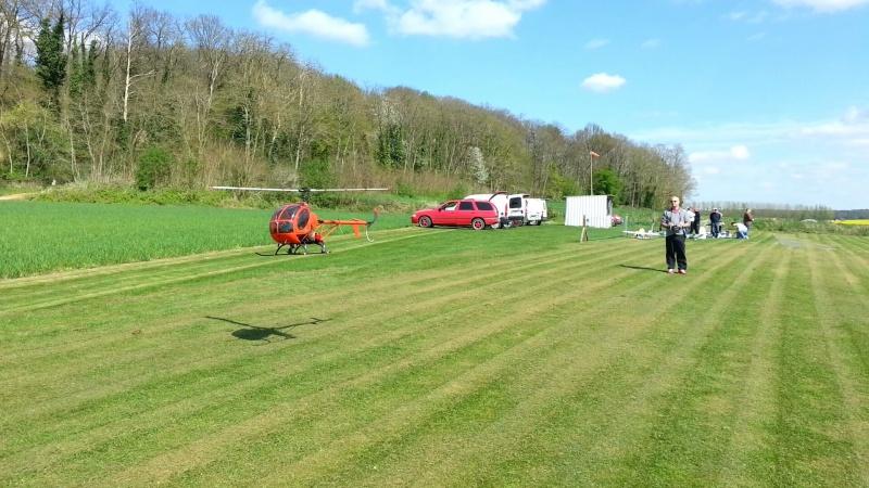 Photos tirées de la vidéo du vol d'hélicop de Pascal 20140415