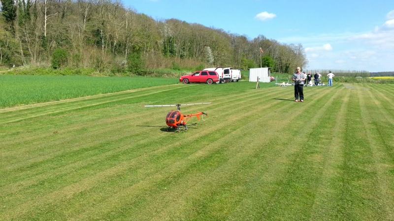 Photos tirées de la vidéo du vol d'hélicop de Pascal 20140416