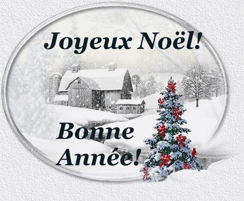 Merry Christmas à toutes les Filles Joyeux11