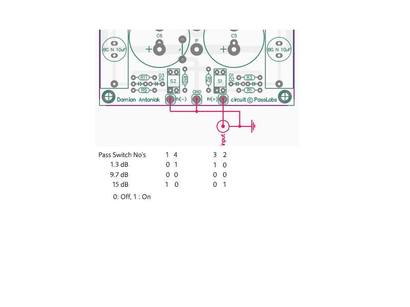 PRE ALEPH 1.7 si ricomincia Switch11