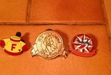Le Pin Trading à Disneyland Paris 10155210