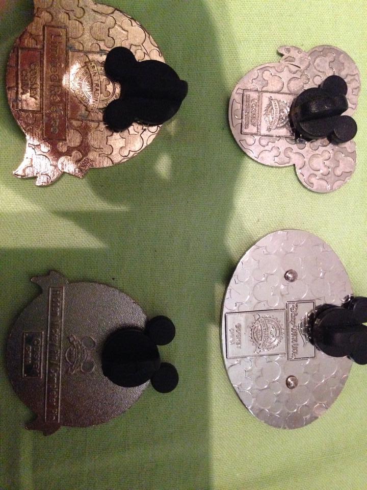 Le Pin Trading à Disneyland Paris - Page 4 10271510