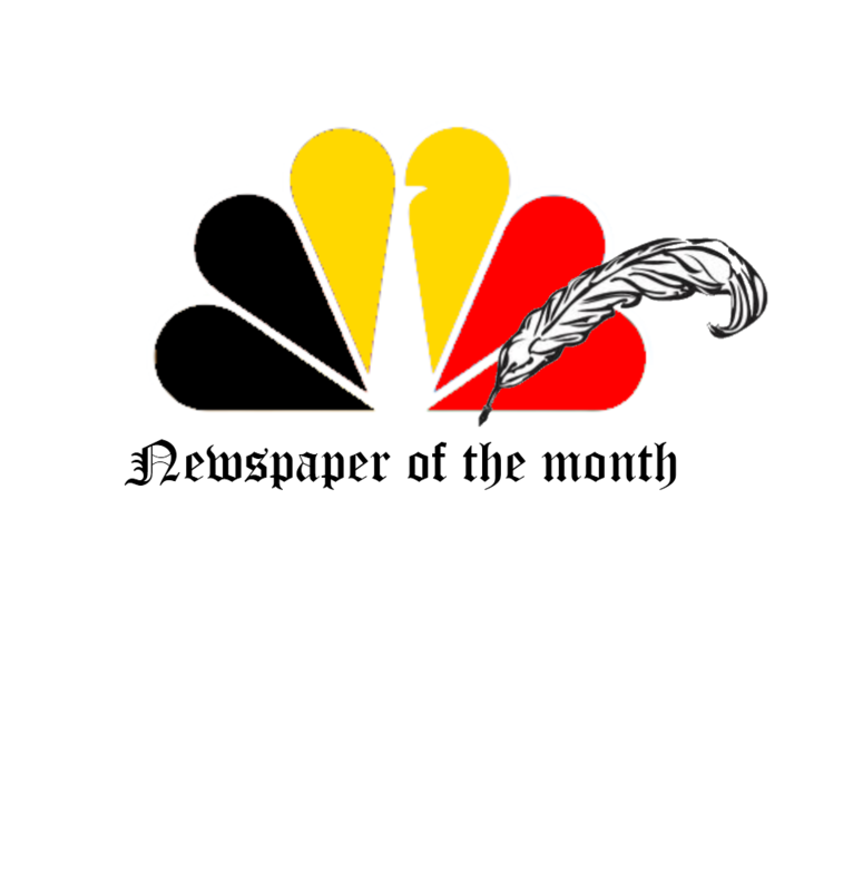 Newspaper of the Month/Year archive. Newspa11