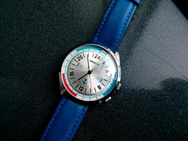 Raketa 24h marine watch Raketa11