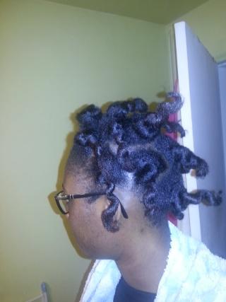Une coiffure, moultes natures, moultes résultats. 2013-117
