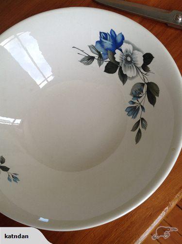 Kelston Potteries May Rose - Pattern number 985 30185711