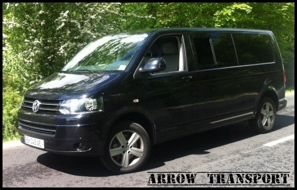 ***Arrow Transport*** Transport de Personnes / Location de véhicule avec chauffeur (dept 95 + depts limitrophes) Arrow110
